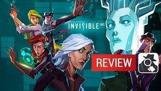 INVISIBLE, INC. (iPad) | AppSpy Review