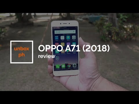 OPPO A71 (2018) Review