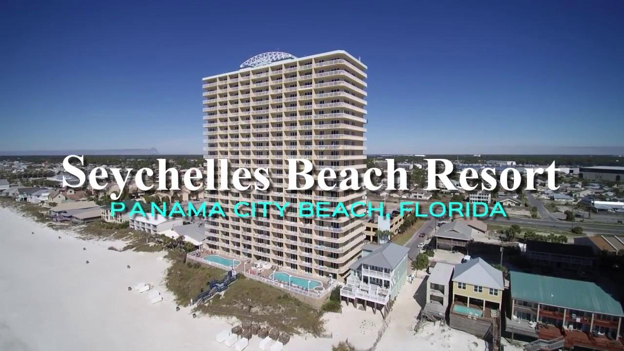 Seychelles Beach Resort Condo Panama City Florida Real Estate For