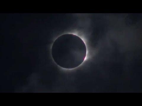 Total Solar Eclipse 2017 from Beatrice, Nebraska, 21 August 2017