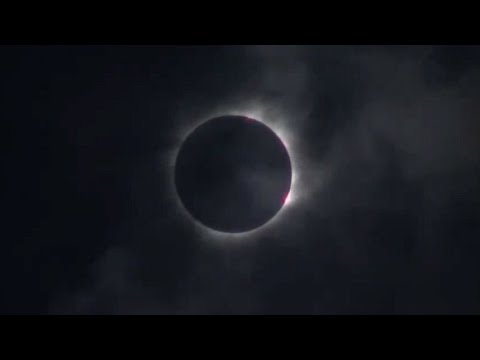 Total Solar Eclipse 2017 from Beatrice, Nebraska, 21 August 2017