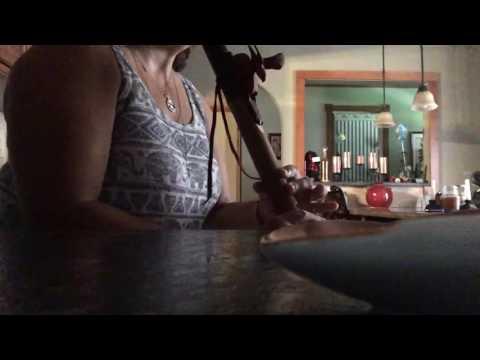 A Stolen Moment quick improv on Em 432 Hz NA Flute