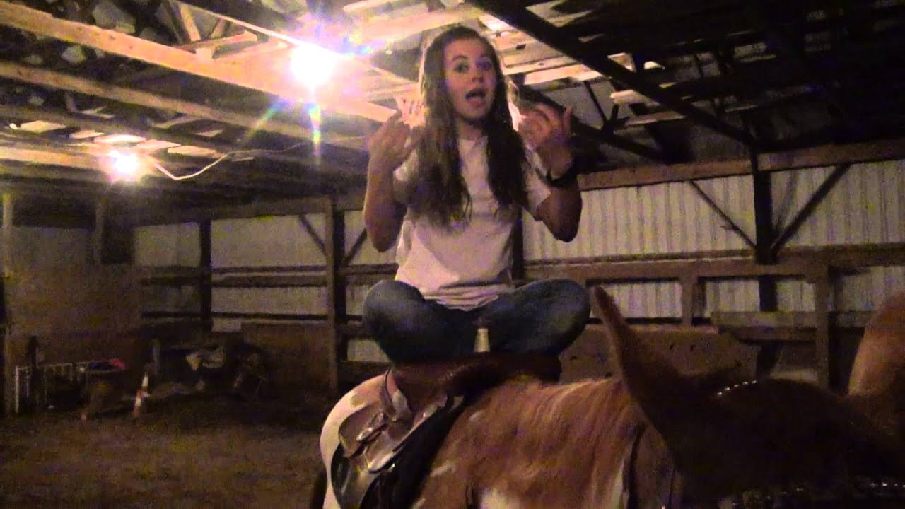 Riding Horses In Socks Youtube