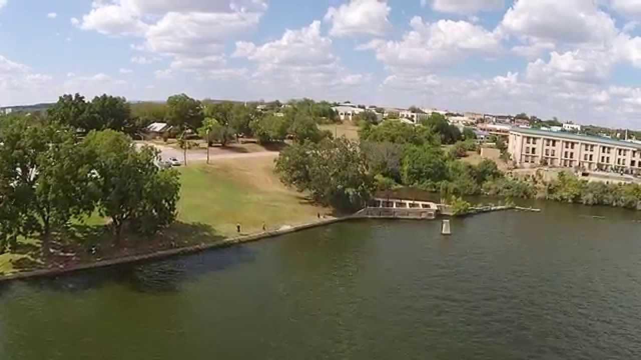 Lakeside Park Marble Falls Tx - YouTube