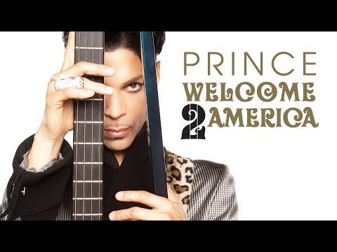 PRINCE、お蔵入りとなっていたスタジオ・アルバム『Welcome 2 America』をリリース!