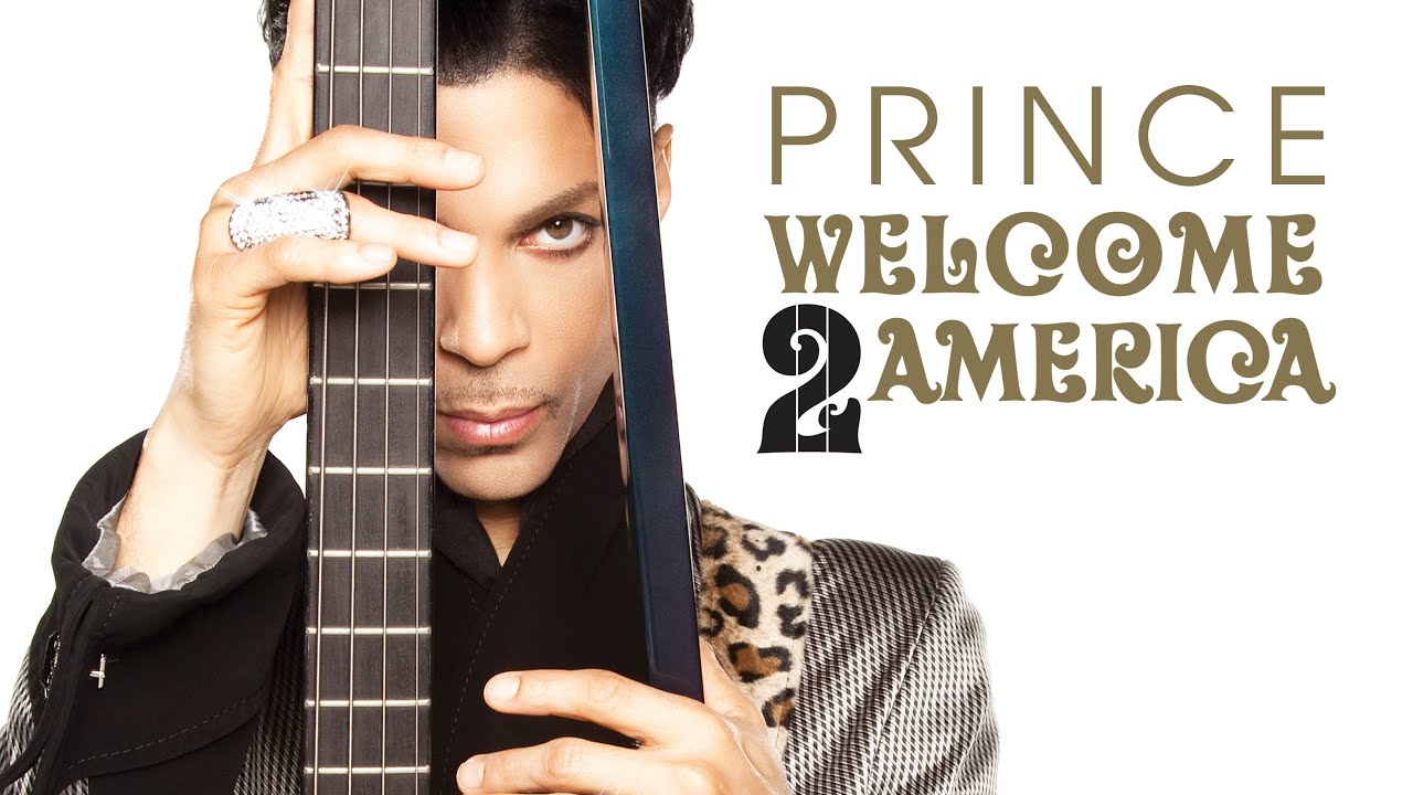 "New Album Alert: Prince ""Welcome 2 America"""