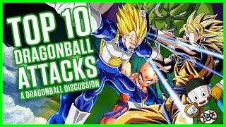 Video TOP 10 DRAGONBALL ATTACKS | A Dragonball Discussion download MP3, 3GP, MP4, WEBM, AVI, FLV Juli 2018