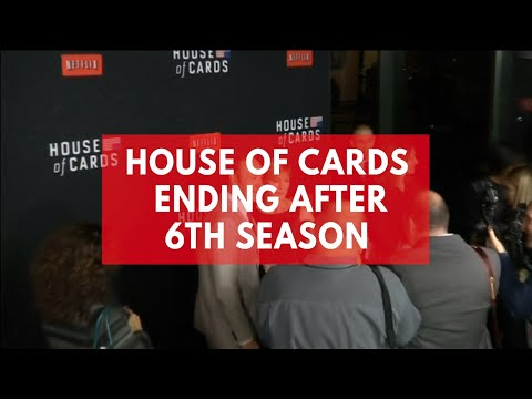 Netflix drama House of Cards to be cancelled