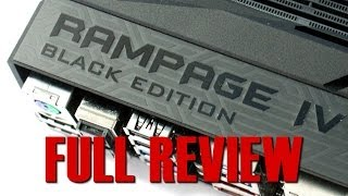 Asus Rampage IV Extreme Black Edition