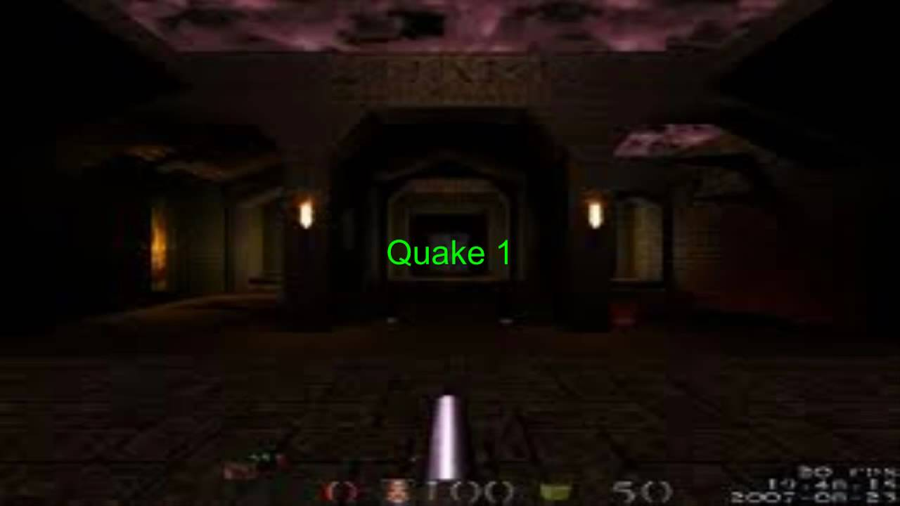 Download quake 1, 2, 3 for free - YouTube