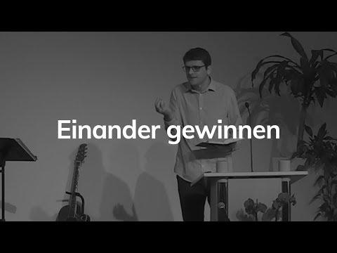 Einander Gewinnen - Mat 18,15 17 - Maiko Müller