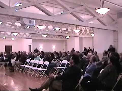 Albany Town Hall 011011 Linn Criminal Justice system.wmv