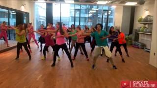 Gente De Zona - Traidora feat Marc Anthony | Zumba Fitness choreography by Moez Saidi