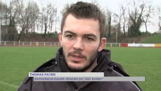 Rugby : le SQY terrasse Triel – Les Mureaux