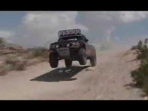 Camburg Off Road race truck racing on the 6.0 Edge Performance Kit