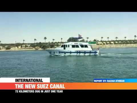 #PMLive: THE NEW SUEZ CANAL