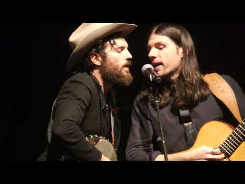 "Avett Brothers ""I Wish I Was"" NEW SONG Long Beach Terrace Theatre, 02.13.15"