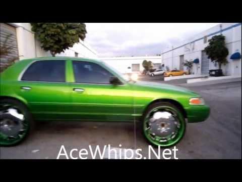 Acewhips Net Kandyland Customs Candy Slime Green Ford