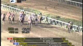 16a Carrera Handicap, Para Caballos de 3 años y mas, 1.200 m