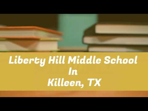 Liberty Hill Middle School In Killeen, TX