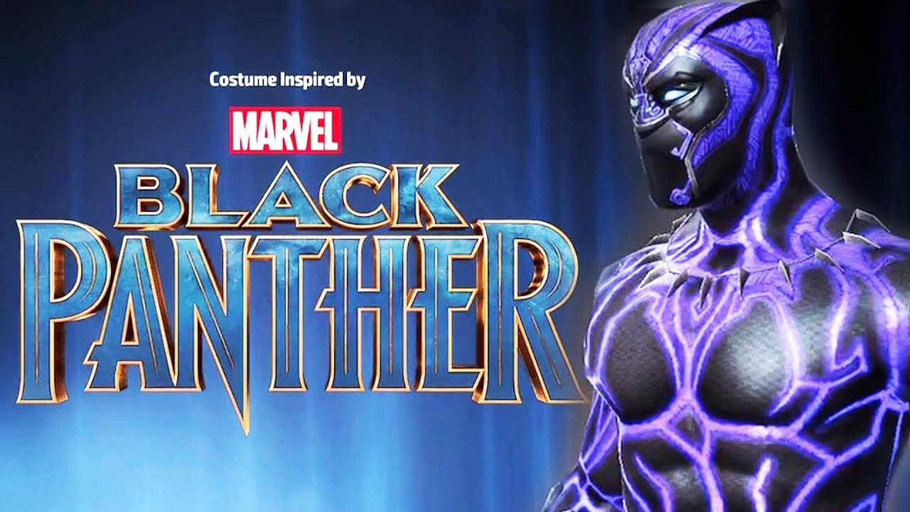Download MARVEL: Future Fight - All Black Panther: Movie Stages & Battles [FULL]