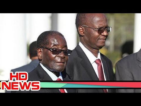 Mugabe: The REAL mafia boss who surrounded himself with like-minded criminals