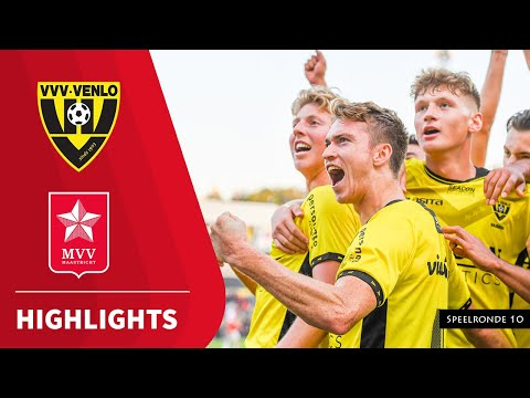 Venlo Maastricht Goals And Highlights