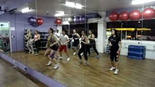 Zumba Fitness - Loca Loca, Shakira - Curitiba Brasil