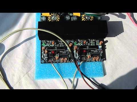 Class d amplifier kit 2500w 2ohm - Ржачные видео приколы