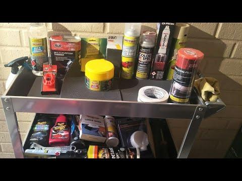 DIY Aerosol Spot Repair: Tools & Materials