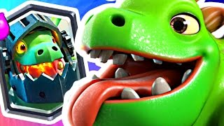 DIRTY DOUBLE DRAGONS! - Clash Royale