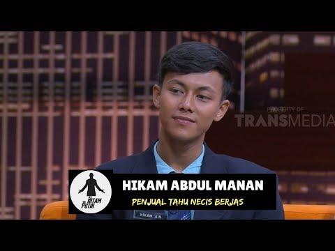 Penjual Tahu Necis Berjas Idola EmakEmak  HITAM PUTIH 171018 Part 2