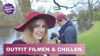 Brakke Zondag, Outfit Filmen & Lekker Eten | VLOGMAS #2 Thumbnail