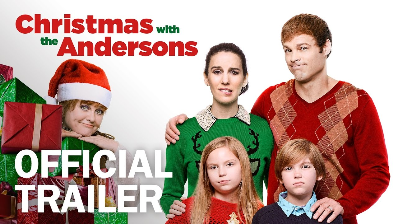 Image result for christmas with the andersons