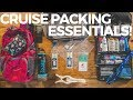 Cruise Packing Essentials | Don't Forget These!