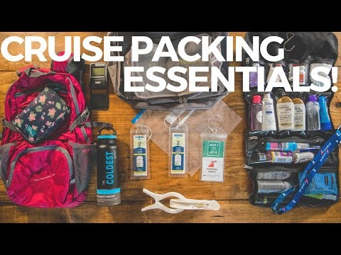 Cruise Packing Essentials | Don't Bring A Power Strip!