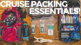 Cruise Packing Essentials | Don't Bring A Power Strip!