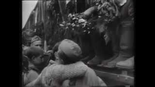 """Дмитрий Донской -""""В землянке""""-Бьется в тесной печурке огонь"""