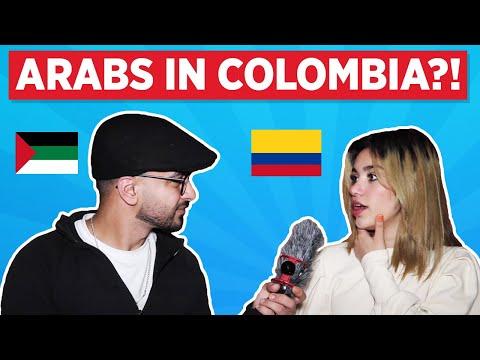 Arabs in Colombia?!