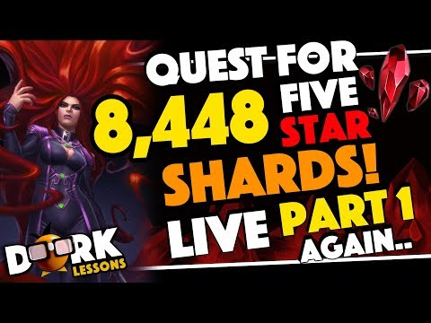 Quest for 8,448 Sharderinos: Exploring Uncollected Age of the Sentry!