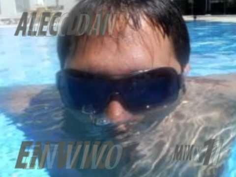 Electro Music mix by Alec Dan  video 1 en vivo