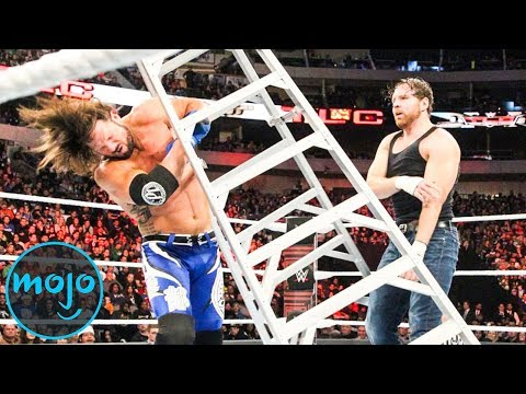 Top 10 Greatest WWE TLC Matches