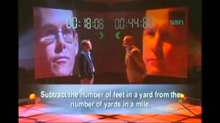 Game Show Nationals Match #8: John Carpenter vs Thom Mckee