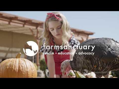 """Mckenna Grace Stands Up for Turkeys: """"I Would Rather Love Them Than Eat Them"""""""