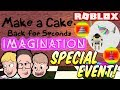 How to get Rainbow Wings of Imagination & 7723 Companion | Roblox Event Imagination 2018 | Live
