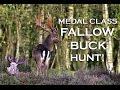 MONSTER MEDAL CLASS FALLOW BUCK HUNT!