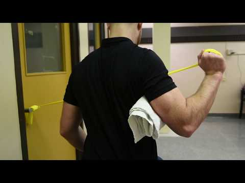 7: Resisted external rotation