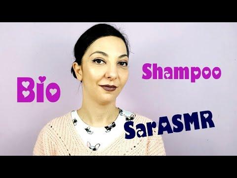 ASMR ITA Shampoo bio o con Buon Inci