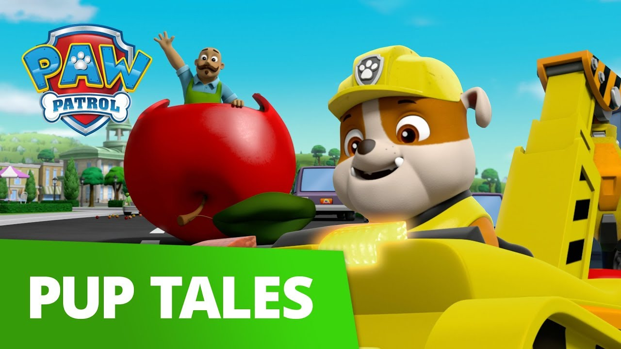 PAW Patrol | Pups Save Mr. Porter's Fruit Stand | Rescue Episode | PAW Patrol Official & Friends!