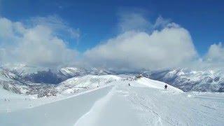 Visitamos la Estación de Esquí de Val Louron (Pirineo Francés)